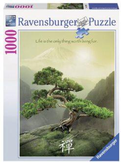 จิ๊กซอว์ 1000 ชิ้น Zen Baum rave 10