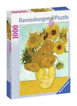 จิ๊กซอว์ 1000 ชิ้น Vase with Sunflowers rave 15