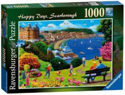 จิ๊กซอว์ 1000 ชิ้น Happy Days Scarborough