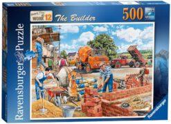 จิ๊กซอว์ 500 ชิ้น The builder