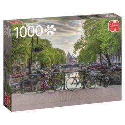 จิ๊กซอว์ 1000 ชิ้น De Waag Amsterdam
