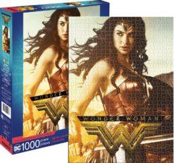 จิ๊กซอว์ 1000 ชิ้น Wonder Woman Movie Gal Gadot