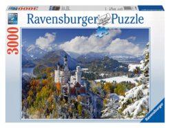 ปราสาท Neuschwanstein
