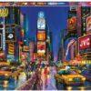 จิ๊กซอว์ 1000 ชิ้น Neon Times Square