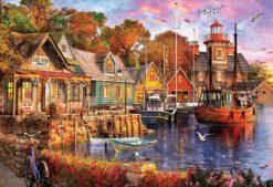 บ้านสวยติดท่าเรือ