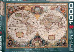 แผนที่โลกโบราณ